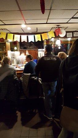Cheektowaga, NY: Bar area