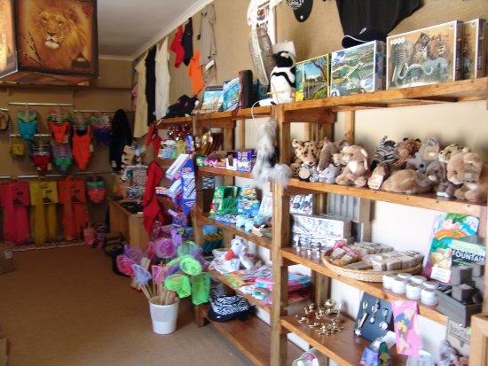 Halyards Hotel: Gift Shop