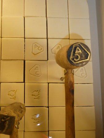 Soap Museum : soap insignia