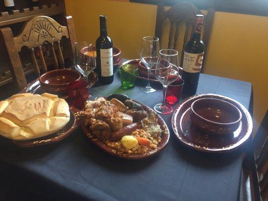 imagen Restaurante Venta de Corpes en Castillejo de Robledo