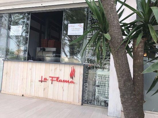 imagen Pizzería La Flama en Almonte