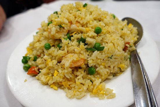 Ashfield, Australia: Fried rice