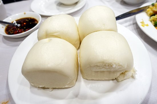 Ashfield, Australia: Steamed buns