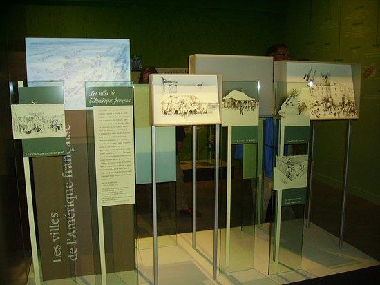 Musee de l'Emigration Francaise au Canada