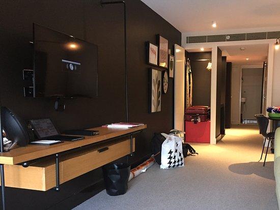 Hotel Ovolo  Loft Room