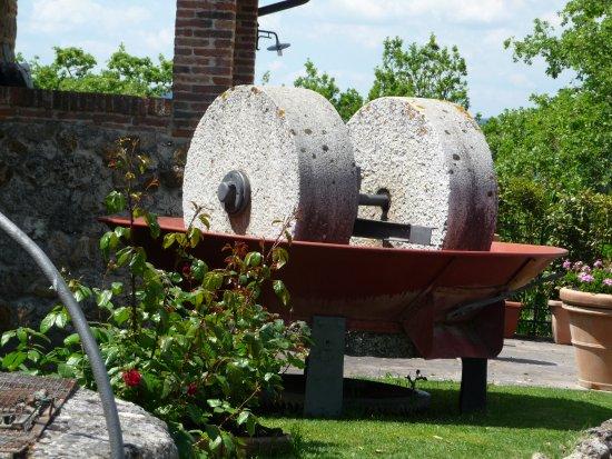 Monteroni d'Arbia, Italia: esterno 2