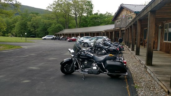 East Dorset, VT: Great motorcycling country