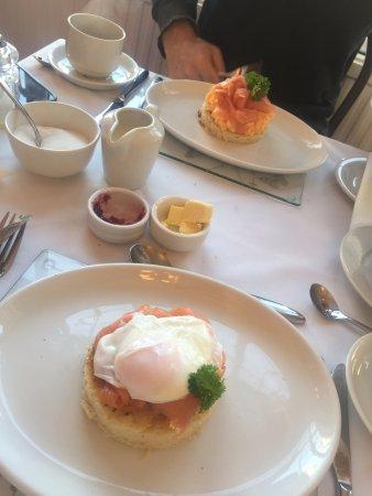 St. Raphael Guest House: Café da manhã excelente