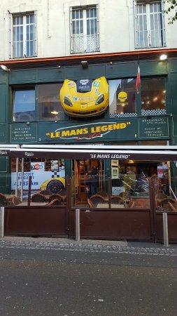 Le Mans Legend Cafe Photo