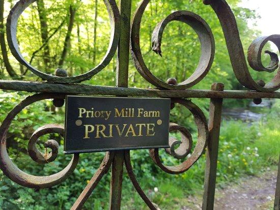 Priory Mill Farm Campsite Resmi