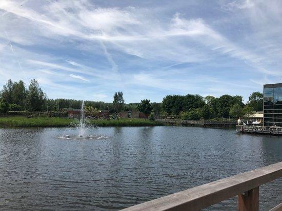 Almere, Niederlande: De Kemphaan