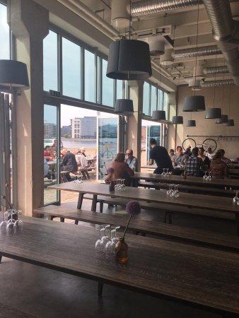 Saltimporten Canteen: Saltimporten, Malmö, Maj 2017