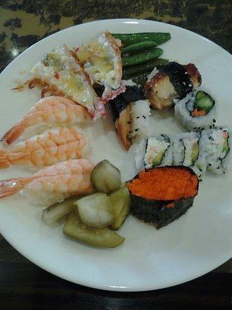 Hayward, CA: Kokyo Sushi Buffet