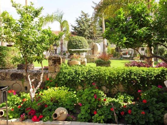 Almond Holiday Village: Surrounding gardens