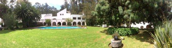 La Capilla Del Hombre: The artist's house
