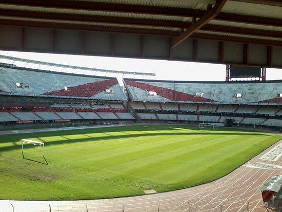 Museo River Plate: Estadio