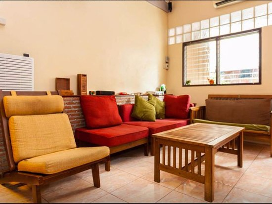 Siam Journey Guesthouse: Living room