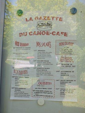 Ornans, Francia: quelques idées de plats