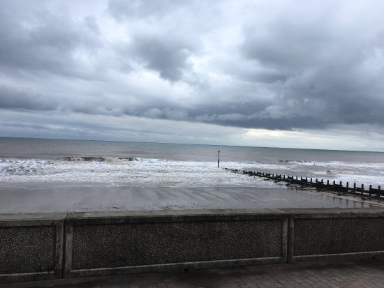 A recent stay in Hornsea for a friends wedding reception