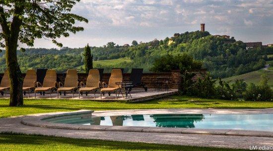 Montemagno, Italien: La nostra Piscina