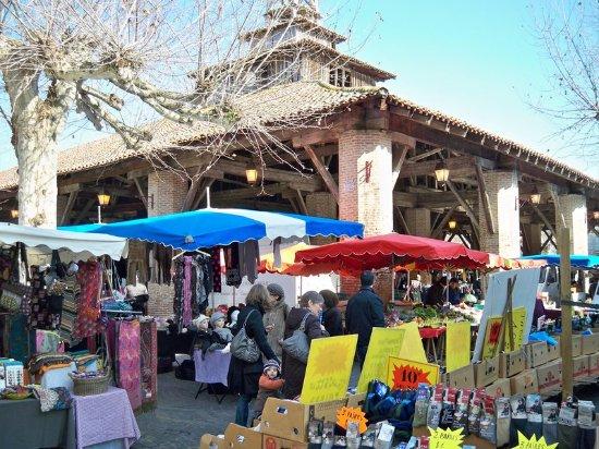 Grenade Market