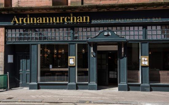 Ardnamurchan Restaurant Glasgow Reviews