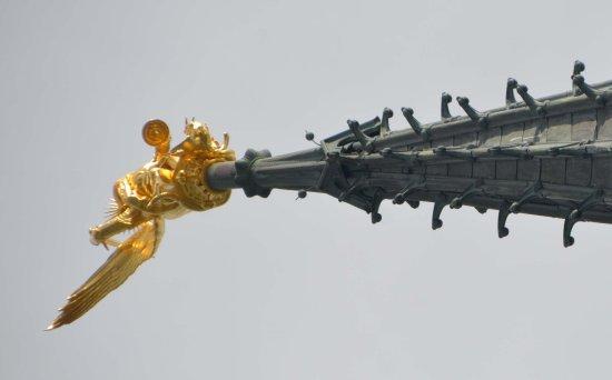 Zdjęcie Opactwo na Wzgórzu Świętego Michała