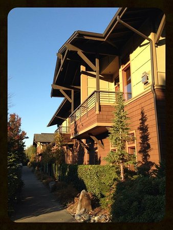 Woodinville, Etat de Washington : Willows Lodge