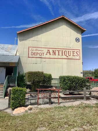 The Depot Antique Mall and Wine Pub