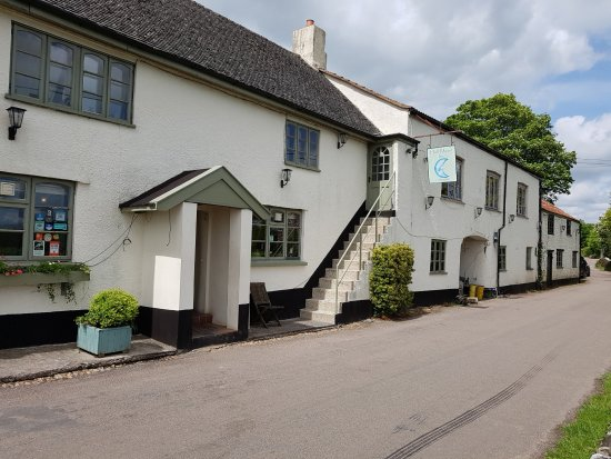 Cullompton, UK: Half Moon Inn