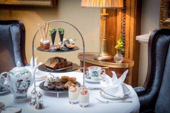The Westin Dublin: A Most Peculiar Afternoon Tea