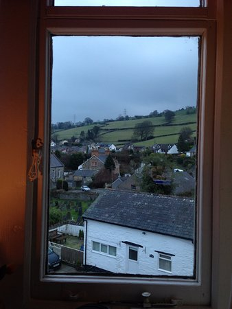 Betws yn Rhos, UK: View from the room