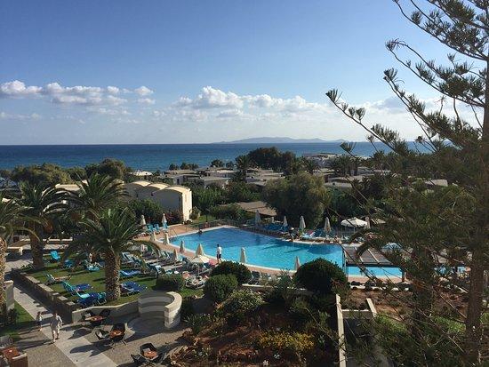 Agapi Beach Hotel: Sehr zu empfehlen, Sie kommen garantiert wieder, wetten dass ??!!