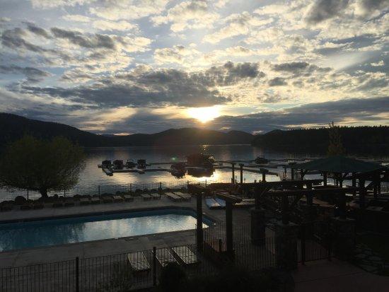 Lodge at Whitefish Lake Photo
