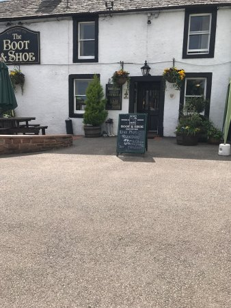 Boot And Shoe Inn Penrith