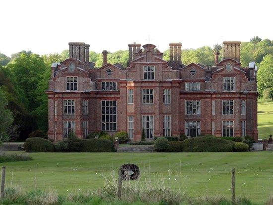 Barham, UK: The main house