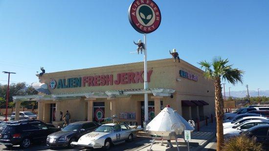 Baker, Kalifornia: Alien Fresh Jerky