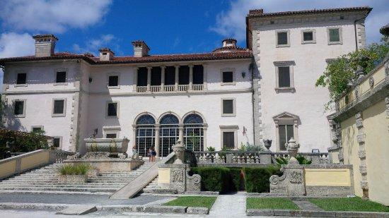 Vizcaya Museum and Gardens: Vizcaya house