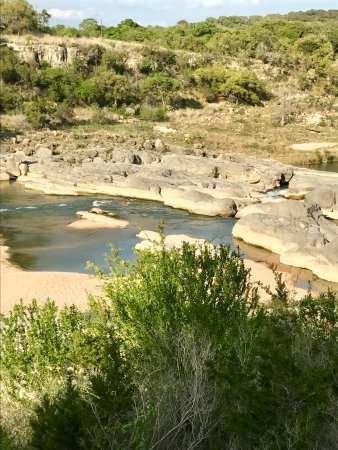 Johnson City, TX: Pedernales Falls canyon