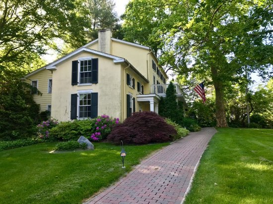 Chadds Ford, Pensilvania: Fairville Inn Bed and Breakfast