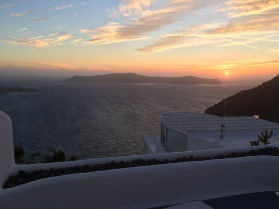 Dana Villas Hotel & Suites: You cant grow tired of this view