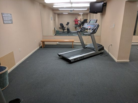 Clarks Summit, PA: 'Fitness Center'