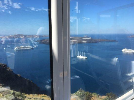 Dana Villas Hotel & Suites: Breakfast view