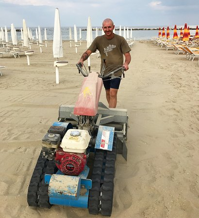 Matisse beach village foto di bagno matisse lido di - Bagno margarita lido di savio ...