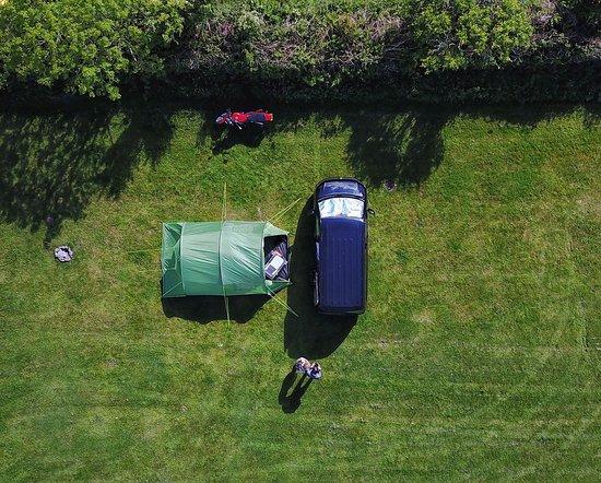 Best Campsite in Devon!