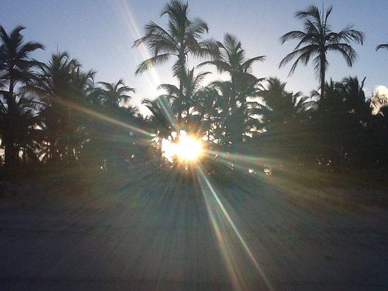 Hotel Transamerica Ilha de Comandatuba: Ilha de Comandatuba ao Amanhecer: Um Paraíso.