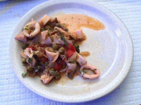 Ponta Do Sol, Portogallo: Seafood