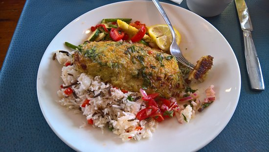 Swansboro, Carolina del Norte: Ice House Grouper Roylae
