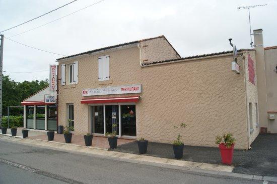 Merignac, France : LE RESTAURANT