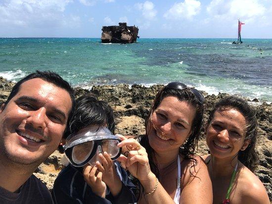 Casa las Palmas Hotel Boutique: Rock Cay